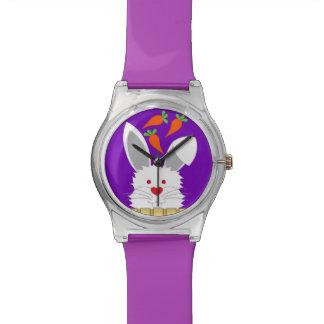 かわいいウサギの腕時計 腕時計