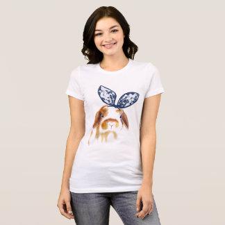 かわいいウサギ Tシャツ