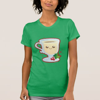 かわいいエッグノッグ Tシャツ