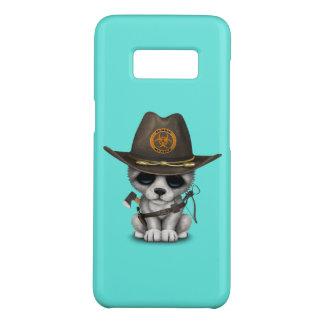 かわいいオオカミカブスのゾンビのハンター Case-Mate SAMSUNG GALAXY S8ケース