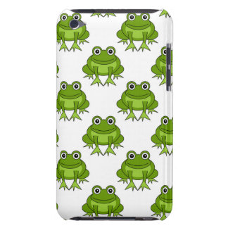 かわいいカエルパターン Case-Mate iPod TOUCH ケース