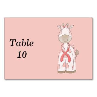 かわいいキリン カード