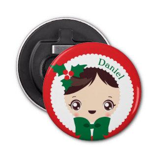 かわいいクララ-クリスマス 栓抜き