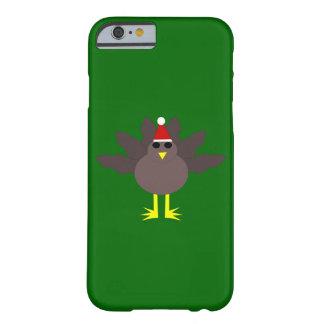 かわいいクリスマスのトルコのiPhoneの場合 Barely There iPhone 6 ケース
