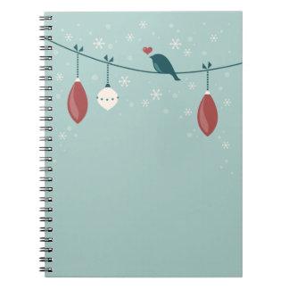 かわいいクリスマス ノートブック