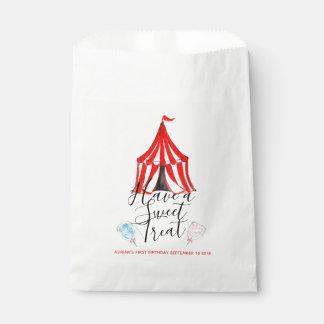 かわいいサーカスのカーニバルの子供のパーティの記念品のバッグ フェイバーバッグ
