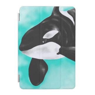 かわいいシャチのクジラ iPad MINIカバー
