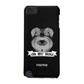 かわいいシュナウツァーOh私の犬 iPod Touch 5G ケース