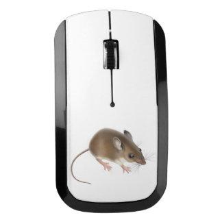 かわいいシロアシマウスの無線電信のマウス ワイヤレスマウス