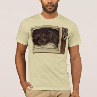 かわいいシーズー(犬) TZUの子犬 Tシャツ