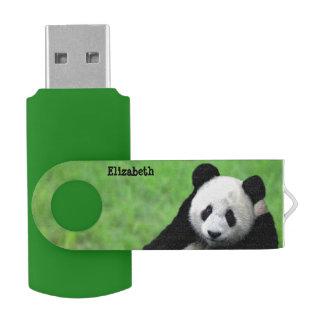 かわいいジャイアントパンダUSBのフラッシュ USBフラッシュドライブ
