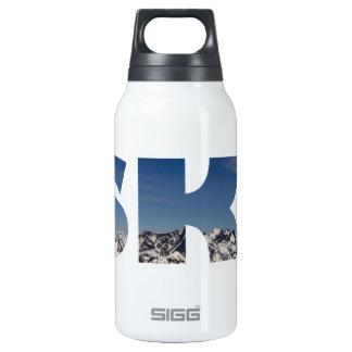 かわいいスキー 断熱ウォーターボトル