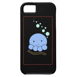 かわいいタコの電話箱 iPhone SE/5/5s ケース