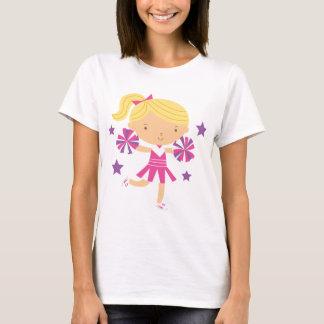 かわいいチアリーダー Tシャツ