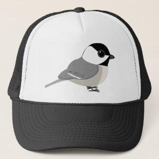 かわいいチビ(小さくかわいく書いた感じ)の《鳥》アメリカゴガラ キャップ