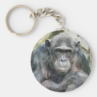 かわいいチンパンジー キーホルダー