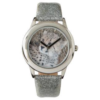 かわいいチータカブス 腕時計