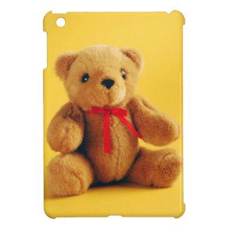 かわいいテディー・ベアのプリントの小型ipadの場合 iPad miniカバー