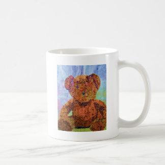 かわいいテディ コーヒーマグカップ