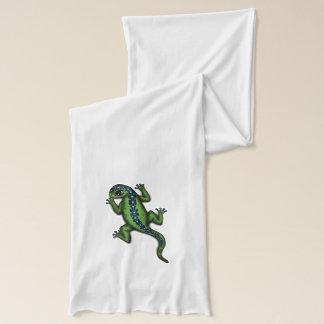 かわいいトカゲのスカーフ スカーフ