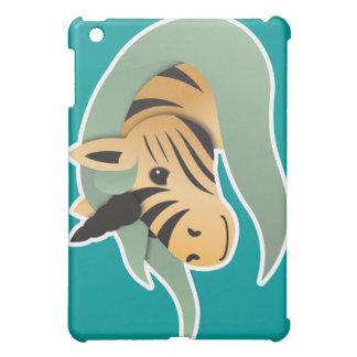 かわいいトラのユニコーン! iPad MINIケース