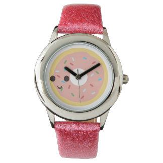 かわいいドーナツ 腕時計