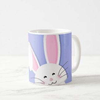 かわいいハッピーイースター! デザイン コーヒーマグカップ
