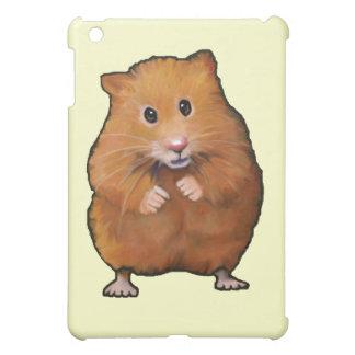 かわいいハムスター: 元の芸術: 絵を描くこと: 動物、ペット iPad MINI カバー