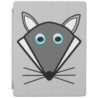 かわいいハロウィンのオオカミのiPadカバー iPadスマートカバー