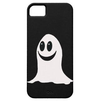 かわいいハロウィンの漫画の幽霊 iPhone SE/5/5s ケース