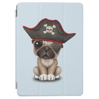 かわいいパグの子犬の海賊 iPad AIR カバー