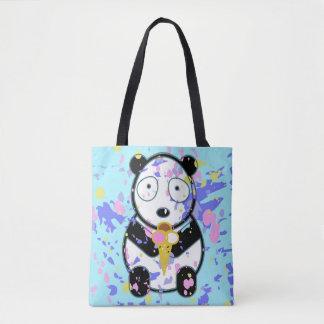 かわいいパンダのトートバック トートバッグ