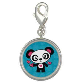 かわいいパンダの魅力 チャーム
