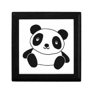 かわいいパンダ ギフトボックス