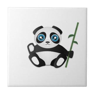 かわいいパンダ タイル