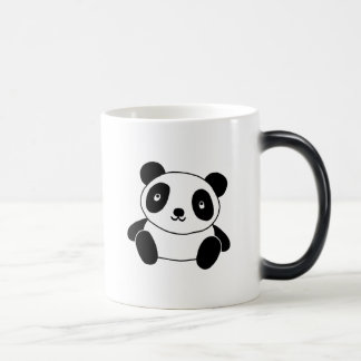 かわいいパンダ モーフィングマグカップ