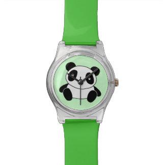 かわいいパンダ 腕時計