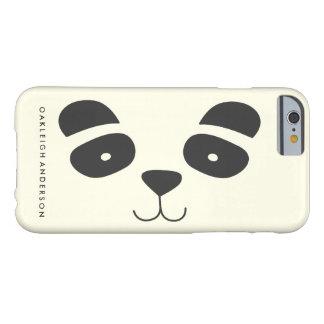 かわいいパンダ BARELY THERE iPhone 6 ケース