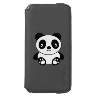 かわいいパンダ INCIPIO WATSON™ iPhone 5 財布型ケース