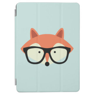 かわいいヒップスターのアカギツネ iPad AIR カバー