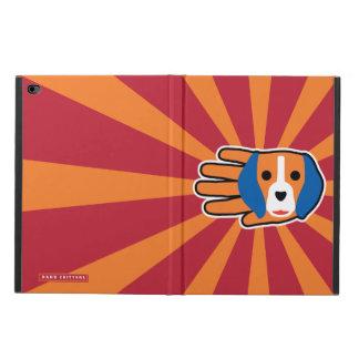 かわいいビーグル犬の子犬 POWIS iPad AIR 2 ケース