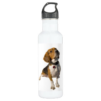 かわいいビーグル犬犬 ウォーターボトル