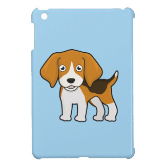 かわいいビーグル犬 iPad MINIカバー