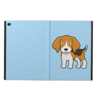 かわいいビーグル犬 POWIS iPad AIR 2 ケース