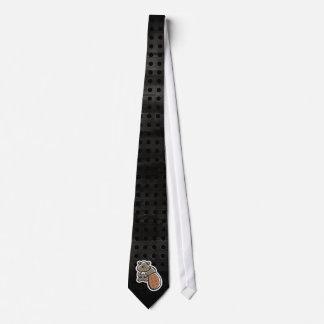 かわいいビーバー; カッコいい ネクタイ