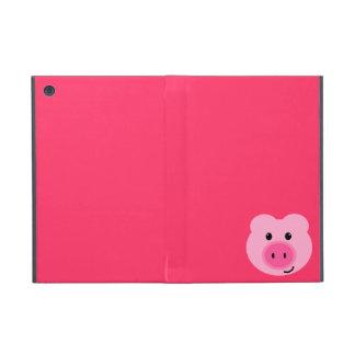 かわいいピンクのブタのiPad Miniケース iPad Mini ケース