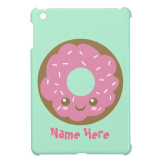 かわいいピンクドーナツ iPad MINI CASE