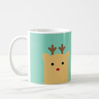 かわいいピーカーブ式マグ コーヒーマグカップ