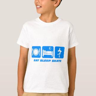 かわいいフィギュアスケート Tシャツ