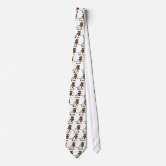 かわいいフクロウの編み物のタイ オリジナルネクタイ